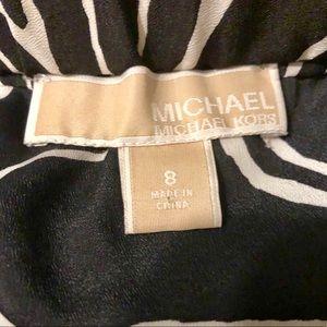 Michael Kors Skirts - EUC-Michael Kors Black & White Skirt